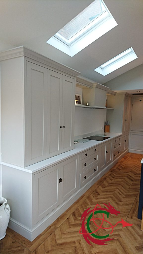 Affordable Bespoke Kitchens Designed & Built To Last By