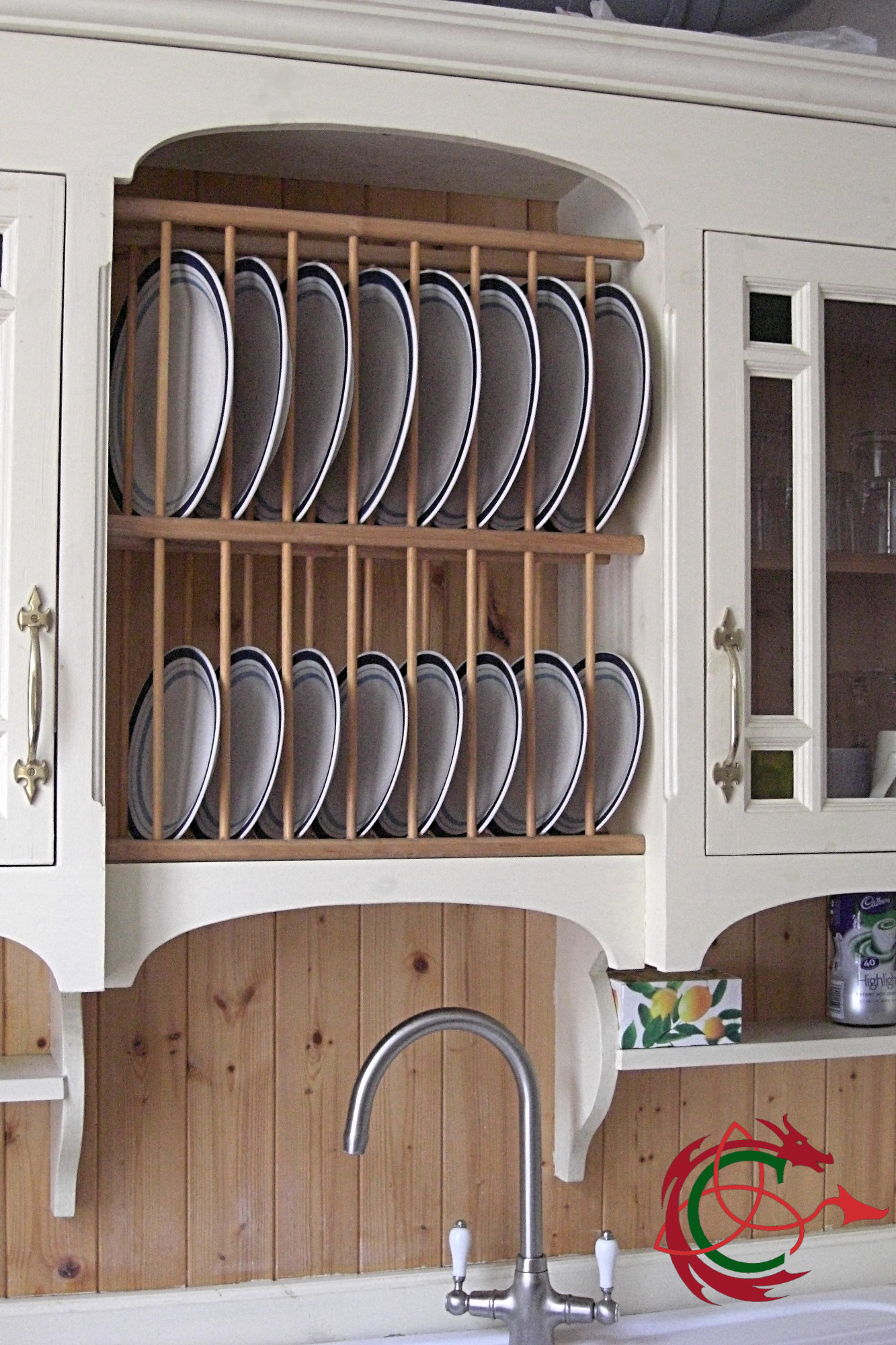 Bespoke Features Celtica Kitchens
